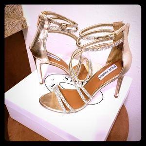 Steve Madden Fiffi sandal gold